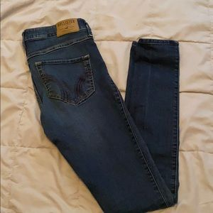 Holister super skinny high rise jeans